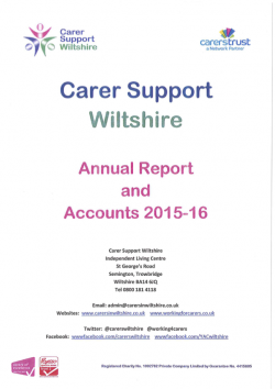 carer-support-wiltshire-annual-report-2015-16